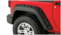 Exterior Accessories - Fender Flares - Bushwacker - Bushwacker | Pocket Style® Fender Flares | 40144-02
