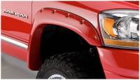 Exterior Accessories - Fender Flares  - Bushwacker - Bushwacker | Pocket Style® Fender Flares | 50017-02