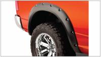 Exterior Accessories - Fender Flares  - Bushwacker - Bushwacker | Pocket Style® Fender Flares | 50038-02