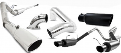 2003-2007 6.0L Powerstroke - Exhaust - Exhaust Components