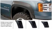 Exterior Accessories - Fender Flares - Bushwacker - Bushwacker | Extend-A-Fender® Flares | 40107-02