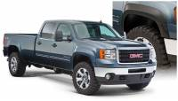 Exterior Accessories - Fender Flares - Bushwacker - Bushwacker | Extend-A-Fender® Flares | 40952-02