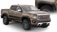 Exterior Accessories - Fender Flares - Bushwacker - Bushwacker | Pocket Style® Fender Flares | 40971-02