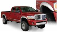 Exterior Accessories - Fender Flares  - Bushwacker - Bushwacker | Extend-A-Fender® Flares | 50912-02