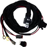 Lighting - Accessories - Rigid Industries - High Power 20-50 Inch SR-Series and 10- 30 Inch E-Series Harness RIGID Industries