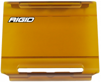 Lighting - Accessories - Rigid Industries - 4 Inch Light Cover Amber E-Series Pro RIGID Industries