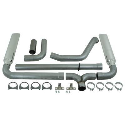 Exhaust - Exhaust Components - Stacks/Y-Pipes & Accessories