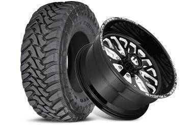 2006-2007 6.6L LBZ Duramax - Wheels & Tires - Wheel/Tire Packages