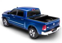Truck Bed Accessories - Tonneau Covers - Bak Industries - BAKFlip MX4 Hard Folding Truck Bed Cover | Matte Finish With RamBox System