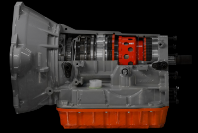 PART TYPE - Transmission Components - Automatic Crate Transmissions