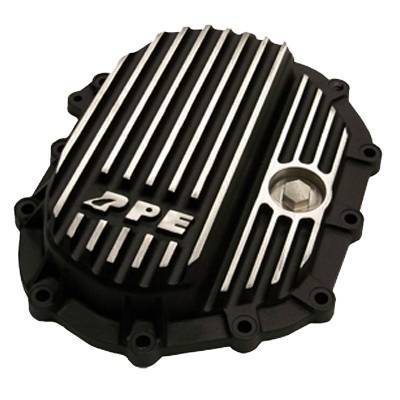 Differential Components - Front Differential - Differential Covers