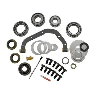 Differential Components - Front Differential - Master Overhaul Kits