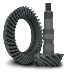 Differential Components - Front Differential - Ring & Pinion