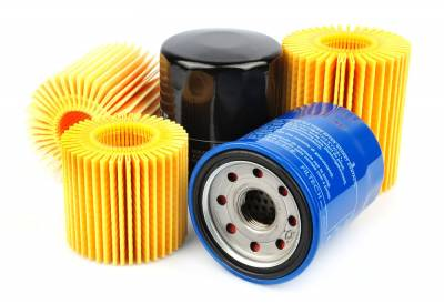 PART TYPE - Fluids & Filters - Oil Filters