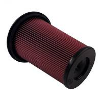 S&B   Air Filter For Intake Kit 75-5128 Oiled Cotton Cleanable Red    KF-1072