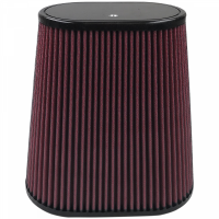 S&B   Air Filter For Intake Kits 75-2503 Oiled Cotton Cleanable Red    KF-1014