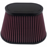 S&B   Air Filter For Intake Kits 75-1531 Oiled Cotton Cleanable Red    KF-1012