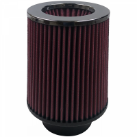 S&B   Air Filter For Intake Kits 75-1511-1 Oiled Cotton Cleanable Red    KF-1004