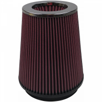 S&B   Air Filter For Intake Kits 75-2514-4 Oiled Cotton Cleanable Red    KF-1001