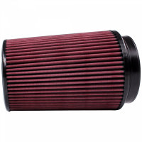 S&B   Air Filter for Competitor Intakes AFE XX-91039 Oiled Cotton Cleanable Red    CR-91039