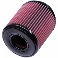S&B   Air Filter for Competitor Intakes AFE XX-91031 Oiled Cotton Cleanable Red    CR-91031