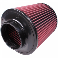 S&B   Air Filter for Competitor Intakes AFE XX-90028 Oiled Cotton Cleanable Red    CR-90028