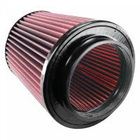 S&B   Air Filter for Competitor Intakes AFE XX-90021 Oiled Cotton Cleanable Red    CR-90021